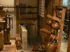 下町風俗資料館と上野動物園へ