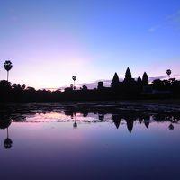 初めてのカンボジア1~アンコールワットと人々の暮らし(カンボジアシルクの村を訪ねて)~