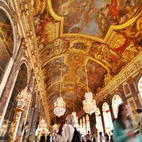 ヴェルサイユ宮殿&パリ市内観光☆カールージュに乗ってパリを満喫