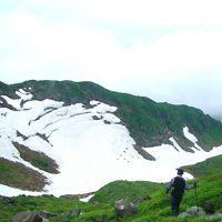 半夏生の鳥海山 2011