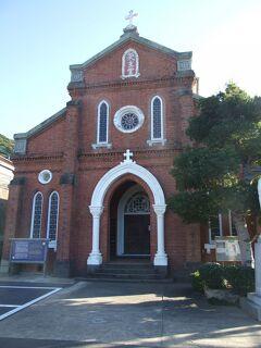 長崎五島列島 中通島 小さな教会めぐりの旅