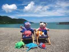 くまくまの石垣島日記 2011夏休みもJAL美ら島物語で石垣島だぞっ!