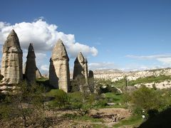 春のトルコ 世界遺産 歴史と自然の旅 その5 ~カッパドキア~