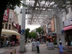 横浜の変わりつつある伊勢佐木町 昔ながらのお店を探しながら散策 2011年7月