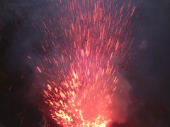 タンナ島のヤスール火山にびっくり仰天した旅