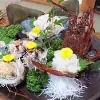 篠島編 漁師がオーナーの宿 大漁屋での本当に大量の食事と花火大会 @小さな島巡りのディープな旅 佐久島・篠島・日間賀島