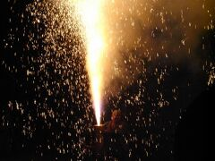 【ちょっとお出掛け】手筒花火を見に行こう。