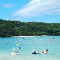 海を求めて in 土井が浜海水浴場 (山口県)