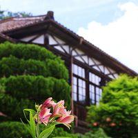 岡山県・吹屋2★鮮やかなベンガラが広がる伝建地区