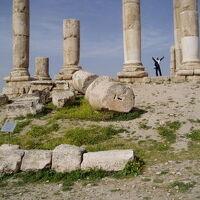 シリア・ヨルダン遺跡と旧約聖書の世界を巡る13日間の旅 ①羽田~アンマン~アカバ~ペトラ