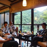 30年前の家族旅行を振り返る 武田尾温泉