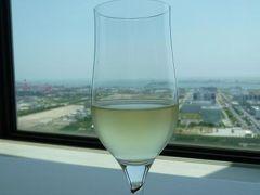 夏の神戸で優雅なホテルステイとフランス料理をリッチに食べつくす♪Vol7(第2日目昼) ☆ポートピアホテルのフランス料理「アラン・シャペル」でリッチなランチ♪