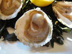 ブロン湾の丸牡蠣を訪ねて