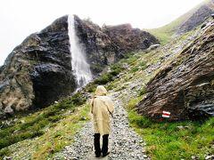 2011.7 スイス・ハイキング三昧の旅2011【5】…「シューンビュールヒュッテ」雨に打たれる修行ハイキング