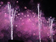 2011 PL花火芸術 夏の暑さを吹っ飛ばし‥みんな元気に \(^o^)/