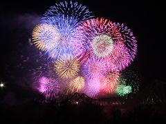 ドタバタ 長岡花火大会鑑賞 2011