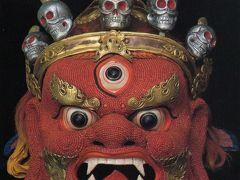松坂屋美術館・絵葉書で綴る展示会(5):『モンゴル秘宝展』