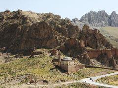 トルコ・アララト山麗・国境の町「ドゥバヤジット」