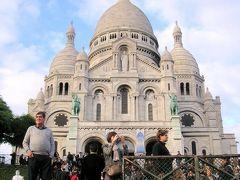 パリの旅行記
