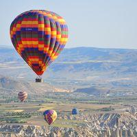 観て!食べて!踊って!飛んで!もりだくさんトルコ7都市周遊旅行