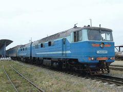 サハリンの鉄道を乗りまくる旅