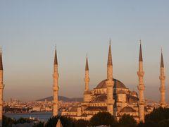 世界遺産の街・イスタンブール「ブルーモスク」inトルコ