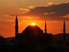 世界遺産の街・イスタンブール「アヤソフィア」inトルコ