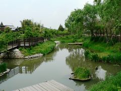 日本の旅 伊勢湾周辺を歩く 三重県桑名市の長島水辺のやすらぎパーク周辺