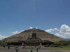 メキシコ① テオティワカン
