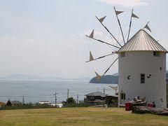 四国1周ドライブ旅行(4日目) 小豆島