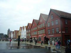 美しき街並みと涼風を楽しむ夏の北欧フィヨルド物語(その2)~ベルゲン~