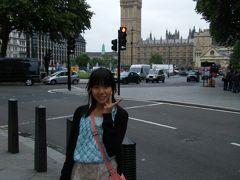 初ロンドン(*^^)v1日目♪