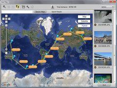 12日間ビジネスクラス世界一周 (2)イグアスの滝