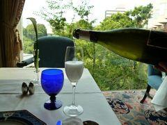 フォーシーズンズホテル椿山荘のイタリアン「イル・テアトロ」で優雅なランチ♪