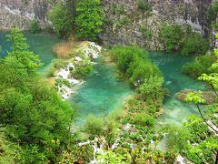 2011GWクロアチアを巡る9日間の旅(ちょこっとドイツ)~プリトヴィチェ国立公園【3】