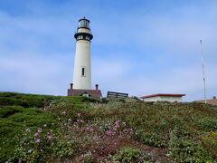 サンフランシスコからの西海岸ドライブと温泉の旅(2011年8月)。。。その3「ビーンホロービーチからピジョンポイント灯台」