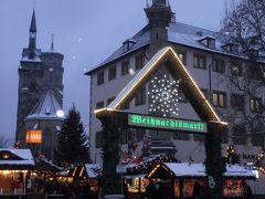 ウィーンからパリへ列車の旅9日間inクリスマス③