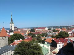 2011年8月 バルト3国とドイツの旅 ~エストニア編~