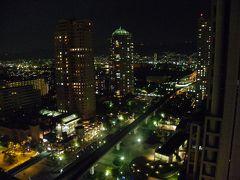 毎年のお盆は近場でホテルステイ◆2011年は『神戸ベイシェラトンホテル&タワーズ』のタワーズツイン