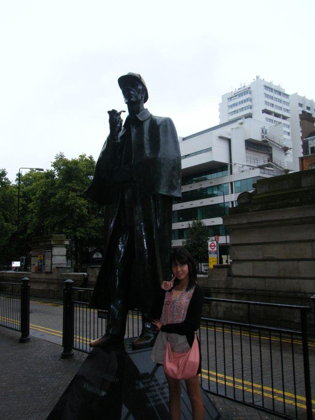 <br />ついに、わたしが楽しみにしていたシャーロック・ホームズの所へ行ってきました(^v^)<br />すごい楽しかったです!!<br /><br />ぜひぜひぜひぜひご覧ください(*^^)v<br />