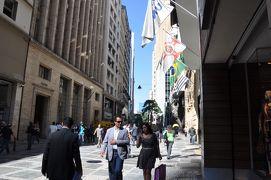 2011GW 12日間で世界三大瀑布制覇 vol.6 サンパウロ乗り継ぎ観光