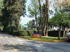 メキシコ一の馬術競技場(Club Deportivo del Estado Mayor Prsidencial)をご紹介します。