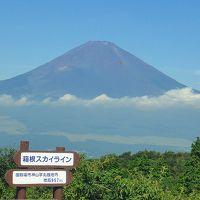 芦ノ湖スカイライン・箱根スカイラインとドライブしながら車窓の風景