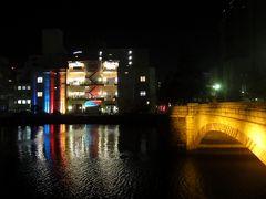 横浜のアートな休日 【 横浜トリエンナーレ2011・万国橋ライトアップ 】