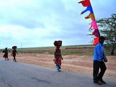 India Rajasthan州の旅  8 巡礼街道をJodhpurへ