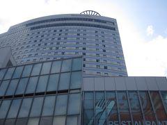 親子旅行…2011…東京ベイ有明ワシントンホテル宿泊…