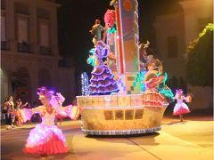 志摩スペイン村 ナイトパレード&花火