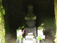 平政子(北条政子)の墓