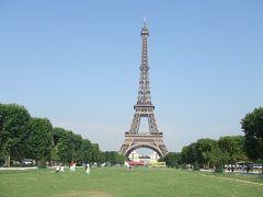 ヨーロッパデビューはフランスから Vol.1 パリ市内