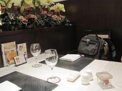 親子旅行…2011年…銀座松屋8階…洋食・上野精養軒のランチ…